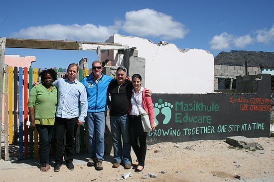 2012_True North _Creche rebuild #1_12 October 2012