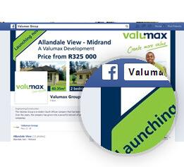 Property websites social media branding